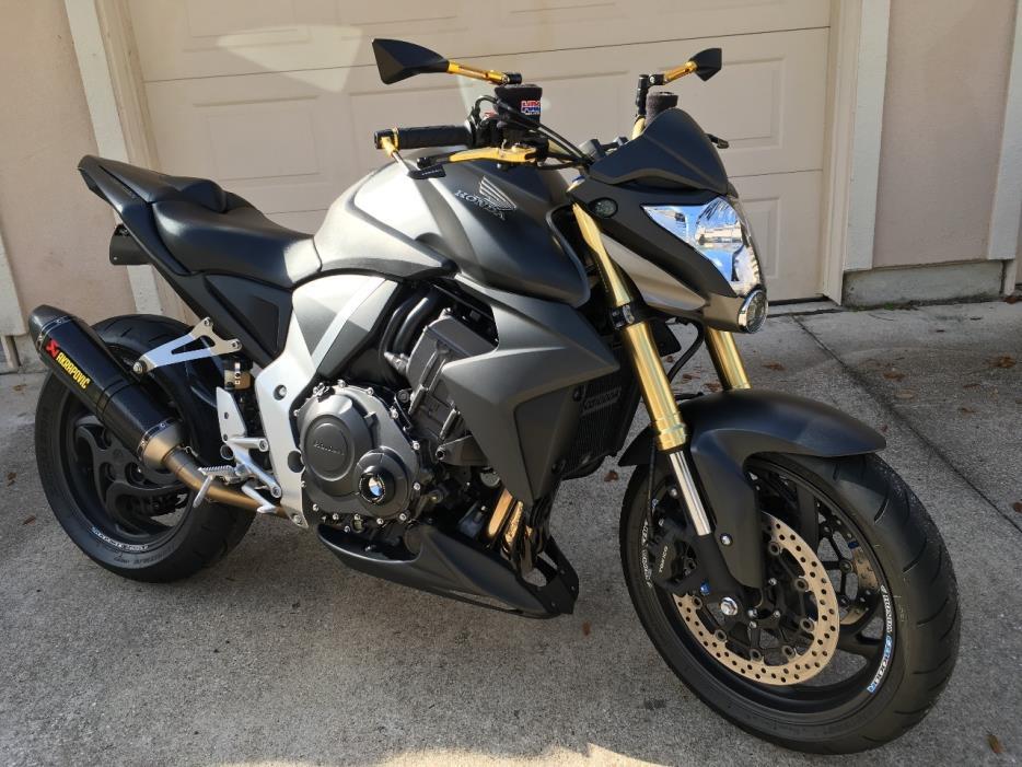 2012 Honda CB 1000R