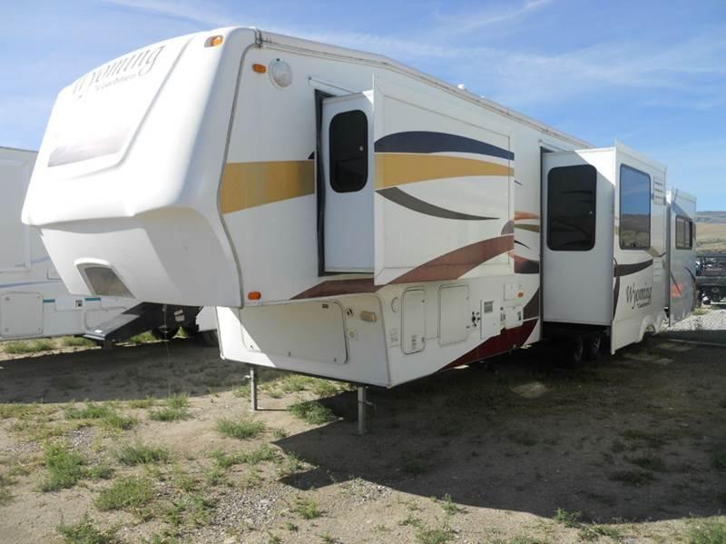 2008 Coachmen Wyoming
