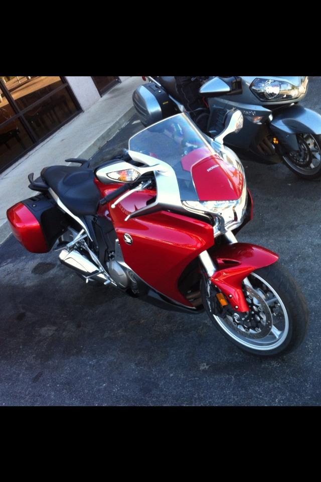 2010 Honda VFR 1200F