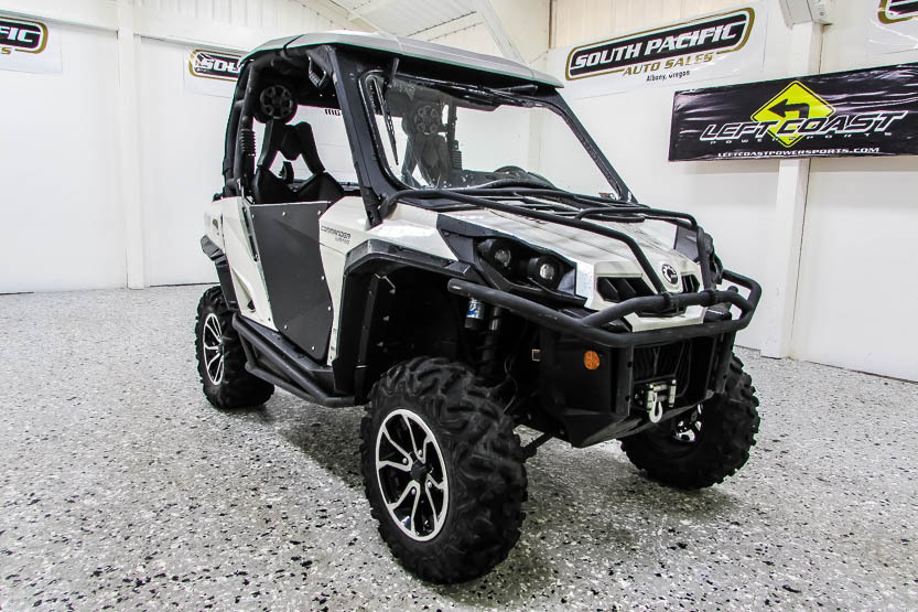 2015 Can-Am Commander Limited 1000