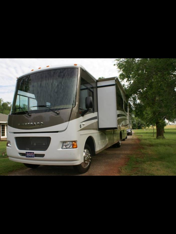 2013 Winnebago VISTA LX 35B