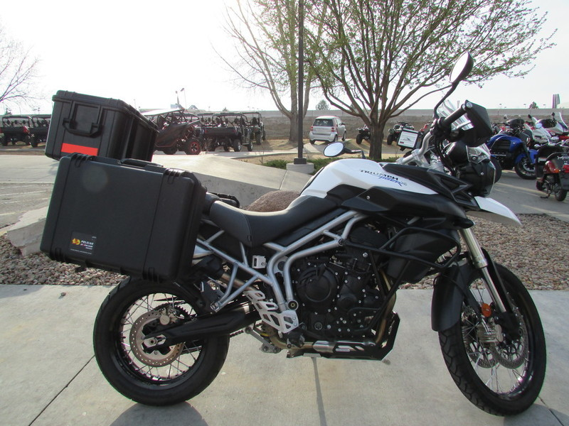 Triumph Tiger 800 Xc Motorcycles For Sale In Colorado