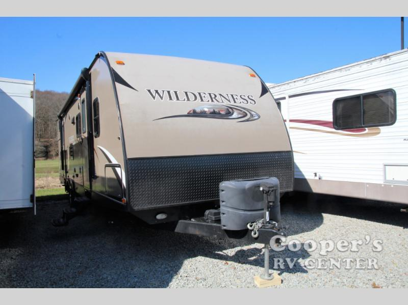 2013 Heartland Wilderness 3150DS