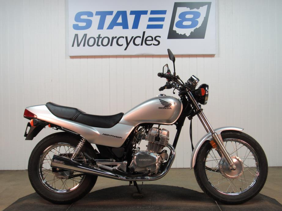 Honda Cb250 Nighthawk Motorcycles For Sale