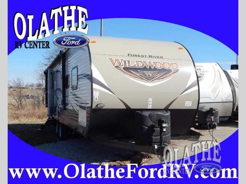 2018 Forest River Rv Wildwood 27DBK