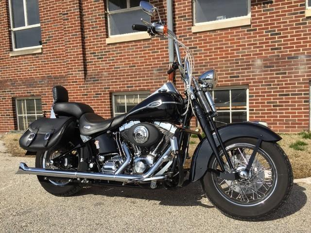 2006 Harley-Davidson FLSTSI