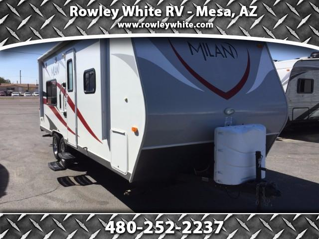 2015 Eclipse Rv Milan 22CKG