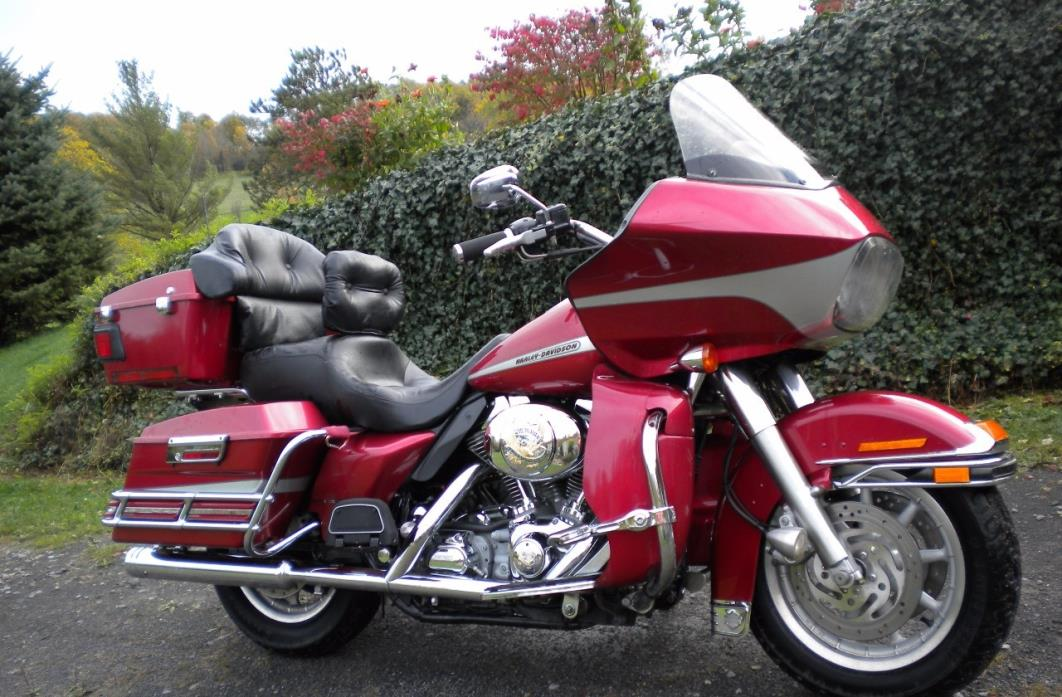 harley davidson road glide custom motorcycles for sale in new york. Black Bedroom Furniture Sets. Home Design Ideas