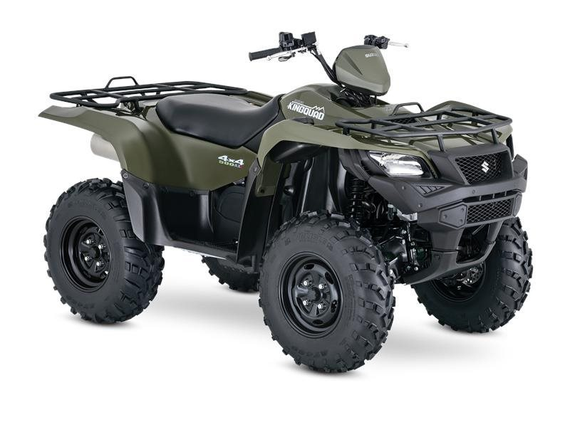 2017 Suzuki Motor Of America Inc. KingQuad 500AXi Power Steering