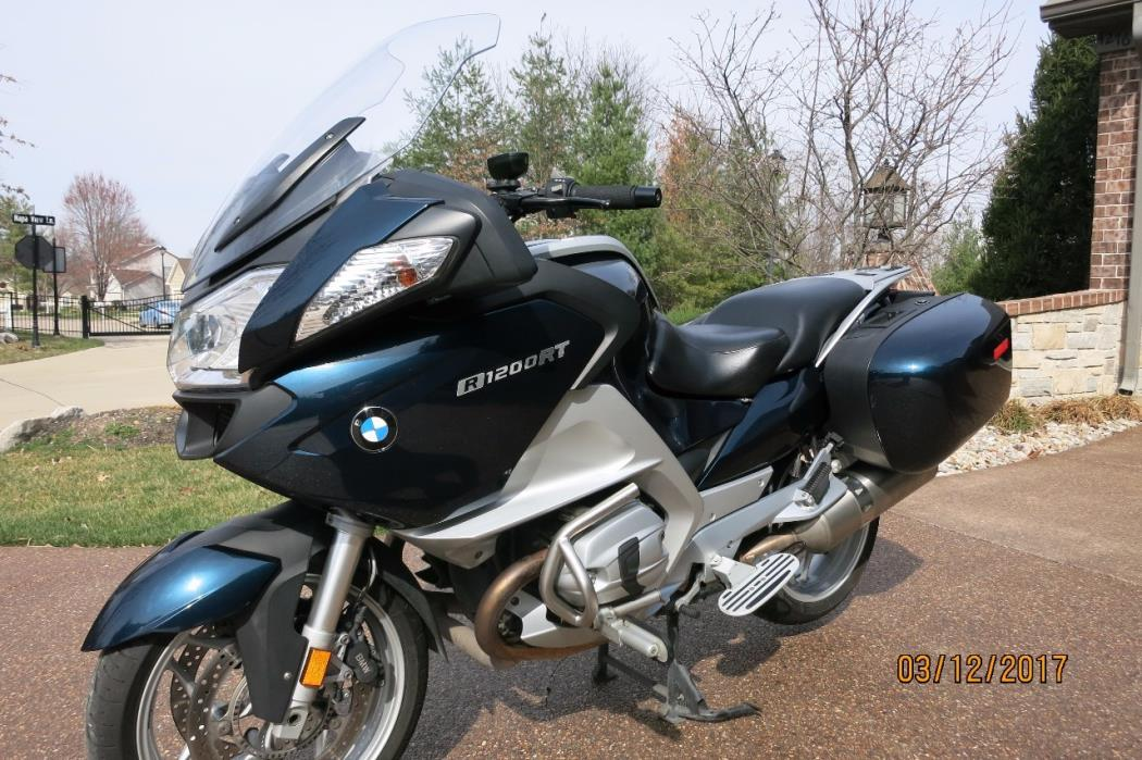 Bmw R1200rt Motorcycles For Sale In Missouri