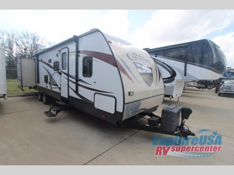 2015 Crossroads Rv Hill Country HCT33FR