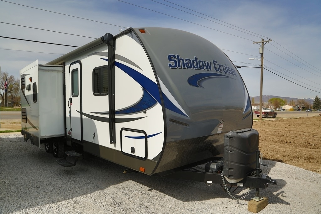 2016 Cruiser Rv Shadow Cruiser S-282BHS