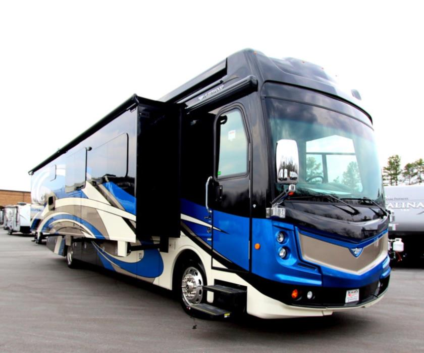 2017 Fleetwood DISCOVERY 40G