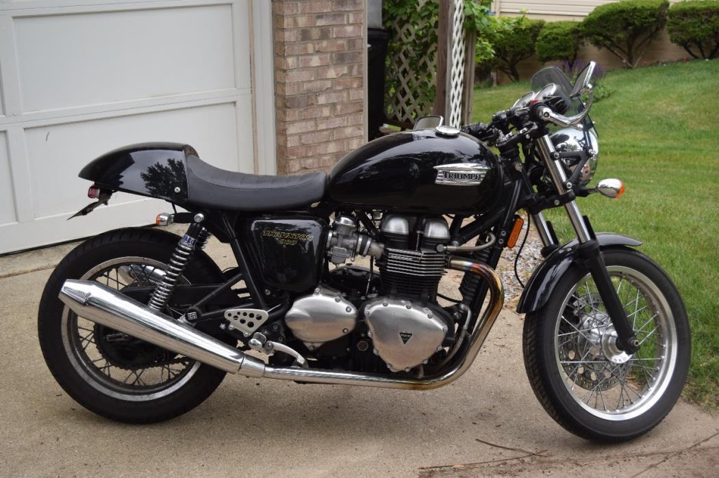 Triumph Thruxton Efi Motorcycles For Sale