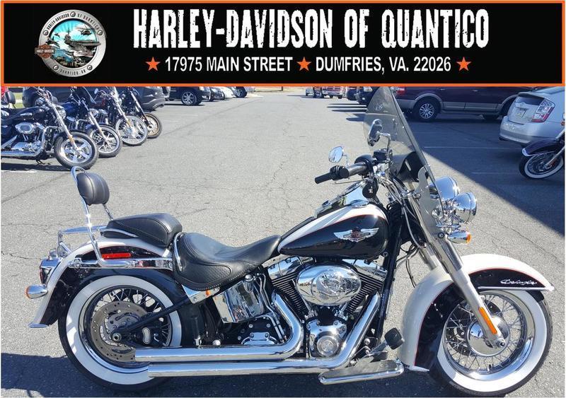 2011 Harley-Davidson FLSTN - Softail Deluxe