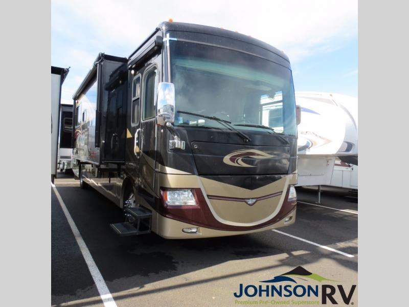 2010 Fleetwood Rv Discovery 40X