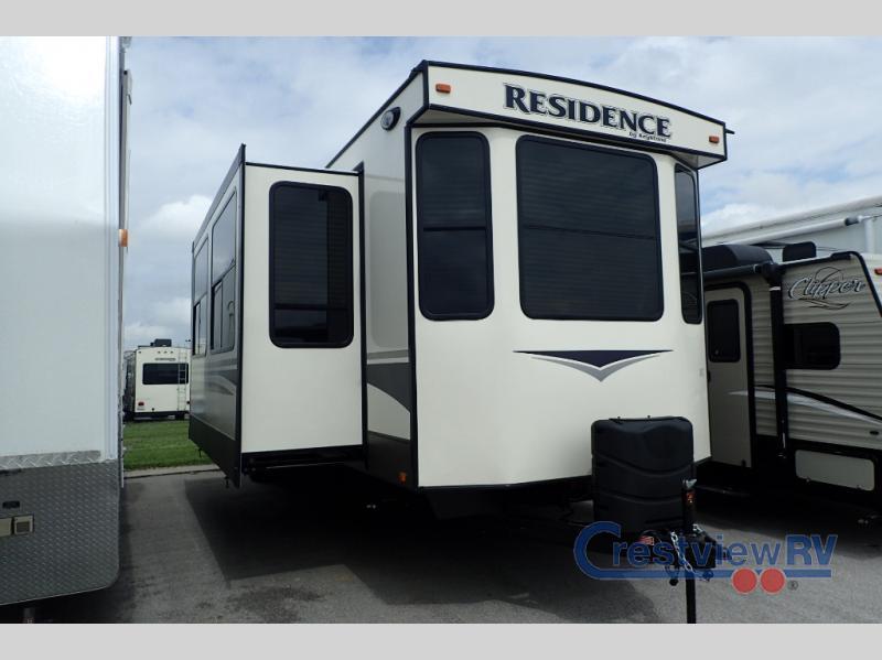 2017 Keystone Rv Residence 401LOFT