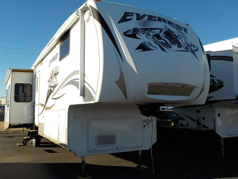 2009 Keystone Rv Everest 344J