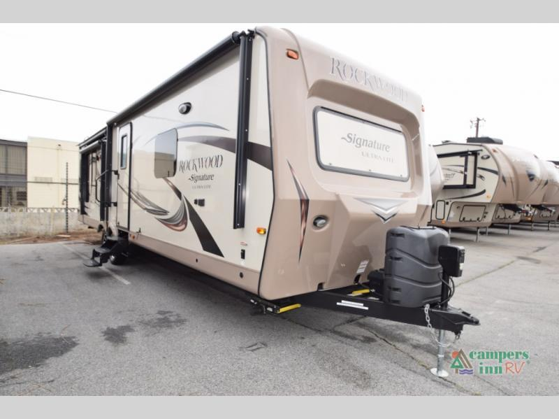 2016 Forest River Rv Rockwood Signature Ultra Lite 8329SS