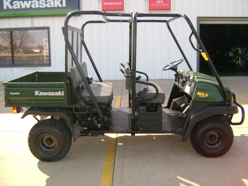 Kawasaki Mule 3010 motorcycles for sale in Freeport, Illinois