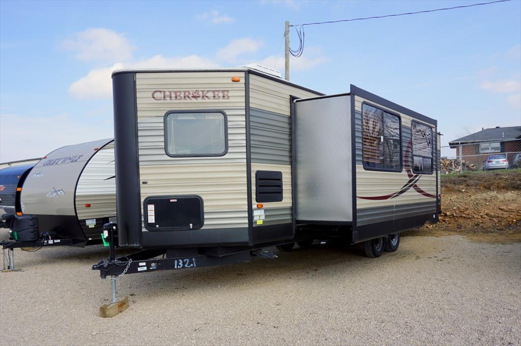 2016 Forest River Cherokee 274VFK
