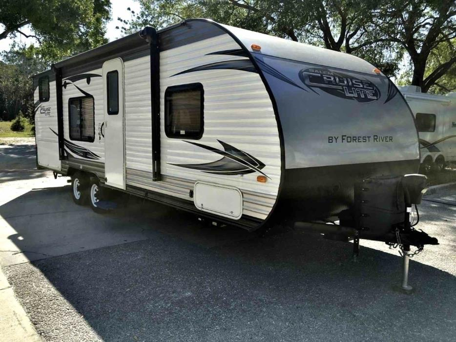 2016 Forest River SALEM CRUISE LITE 261 BHXL