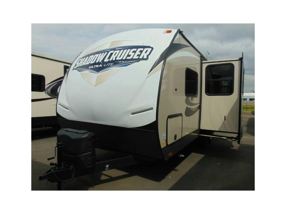 2017 Cruiser Rv Corp SHADOW CRUISER 225RBS