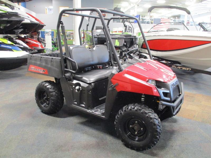 2012 Polaris Ranger 400