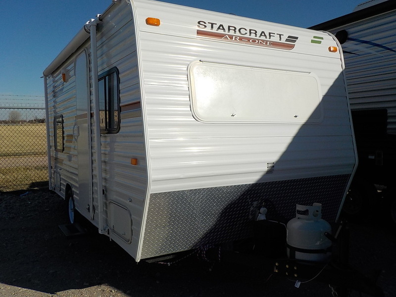 2011 Starcraft Travel Star Expandable Sport 176RB