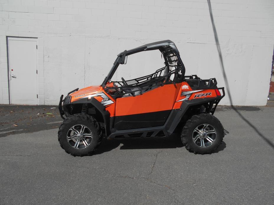 2011 Polaris RZR 800 EPS