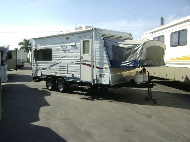 2003 Tahoe Thor Transport 18 TB