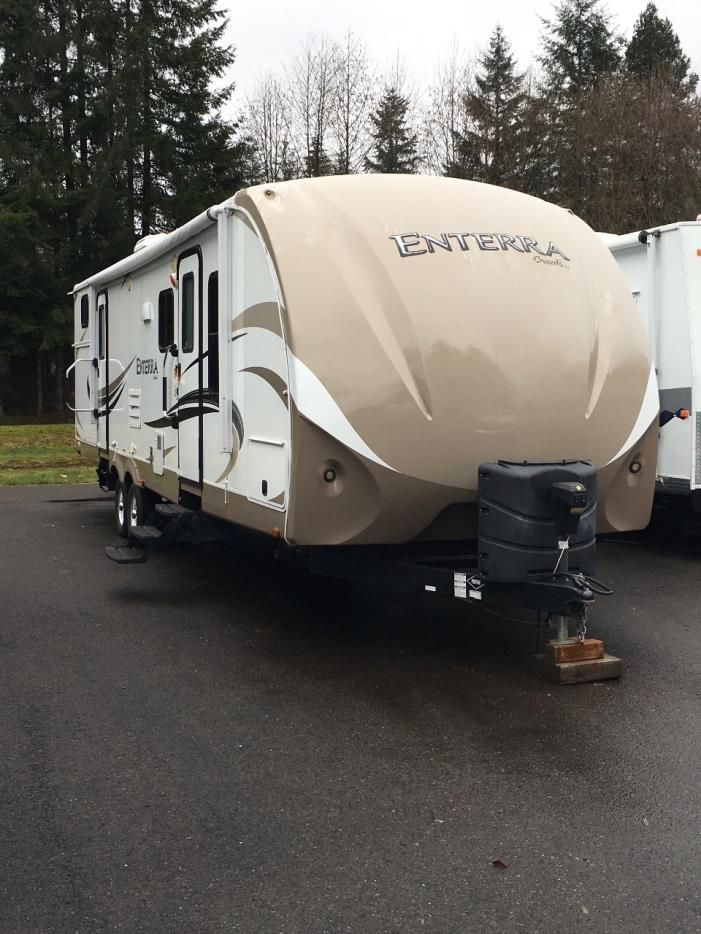 Enterra Travel Trailers For Sale