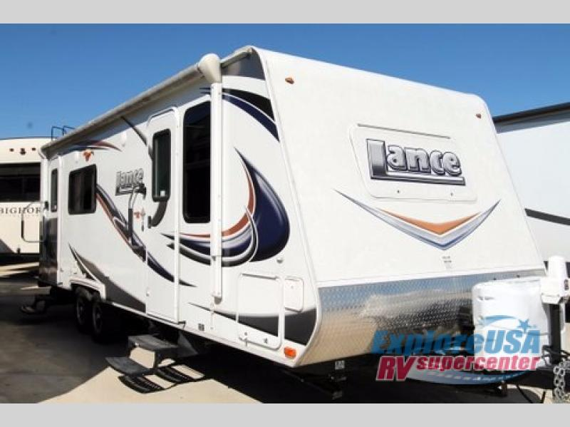 2015 Lance Lance Travel Trailers Library - 2285