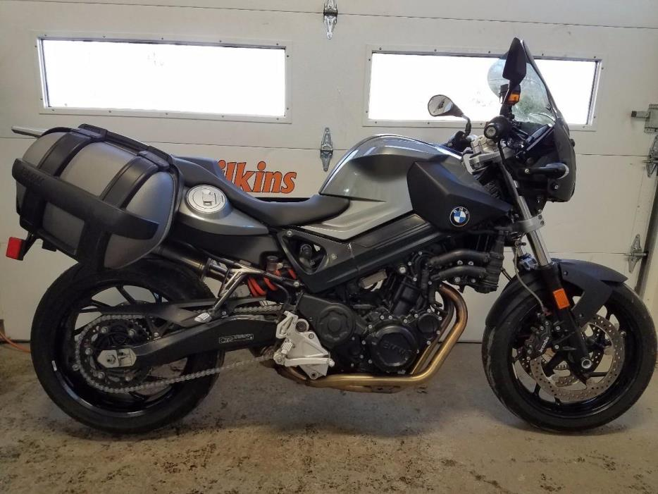 2011 BMW F 800 S ABS
