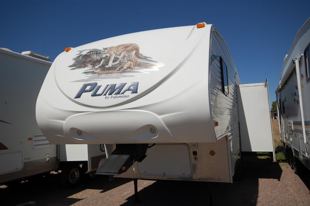 2010 Palomino Puma 253 5th Wheel