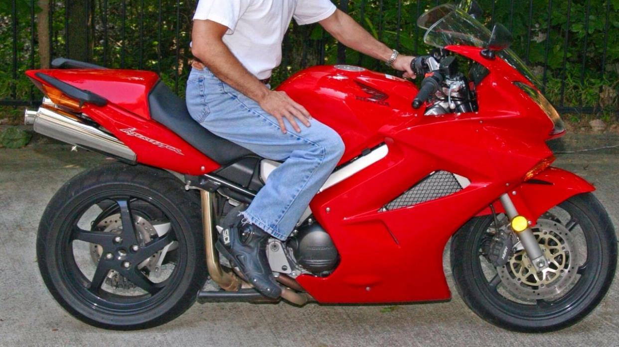 2003 Honda INTERCEPTOR VFR800
