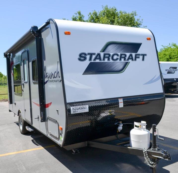 2017 Starcraft Launch 17 QB