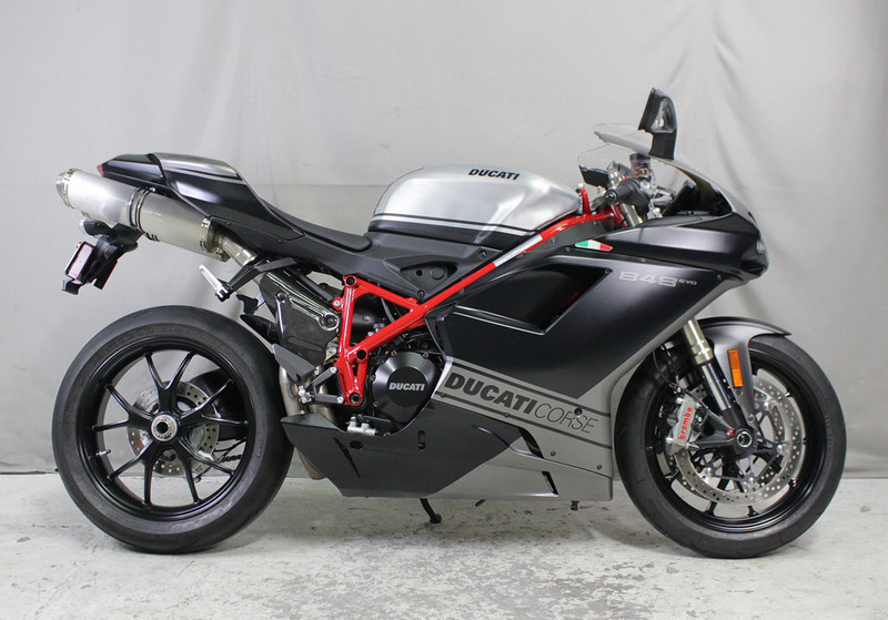 ducati 848 evo corse se motorcycles for sale. Black Bedroom Furniture Sets. Home Design Ideas