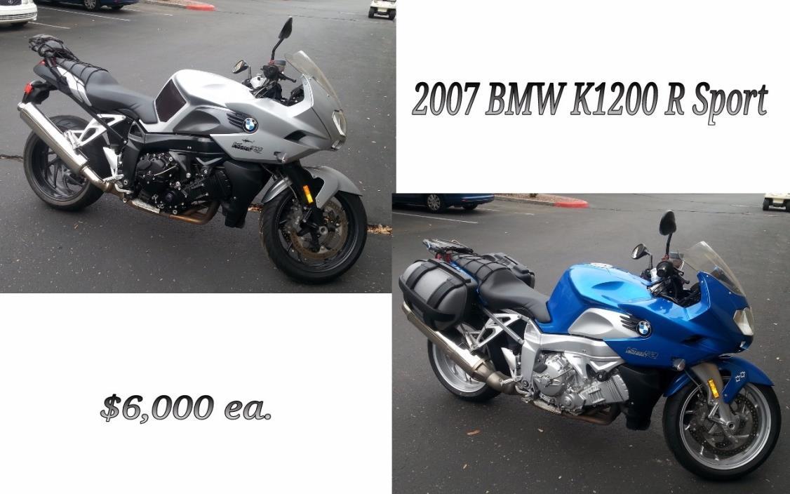 2007 BMW K 1200 R
