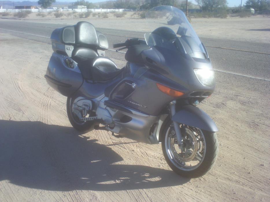 2000 BMW K 1200 R