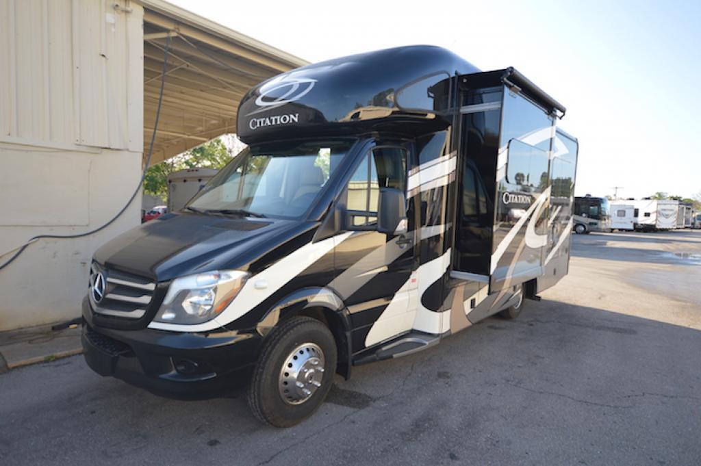 Thor motor coach citation 24st vehicles for sale for Thor motor coach citation