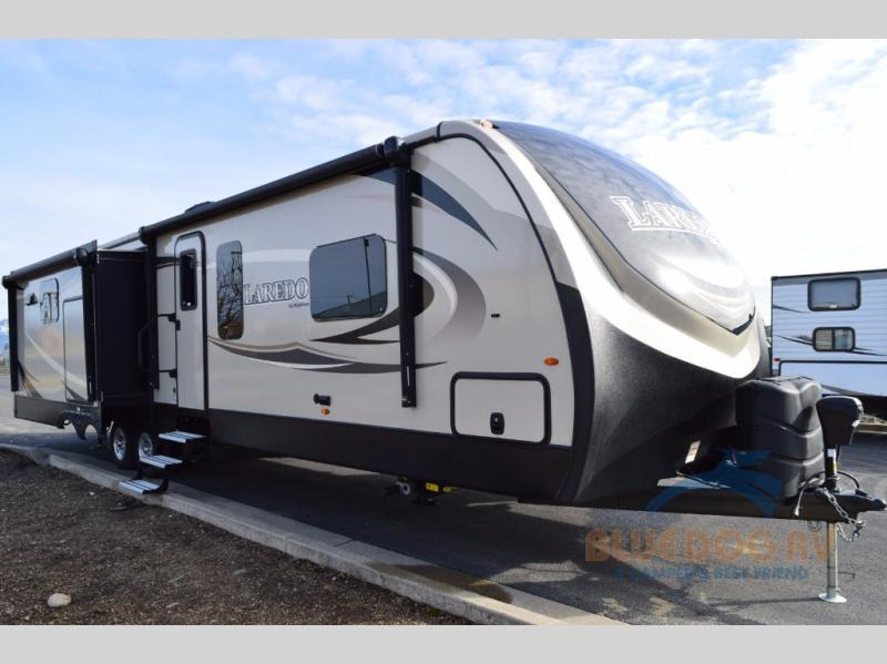 2017 Forest River Rv Laredo 335MK