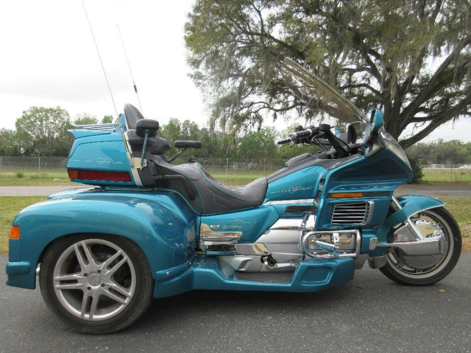 1992 goldwing trike motorcycles for sale. Black Bedroom Furniture Sets. Home Design Ideas