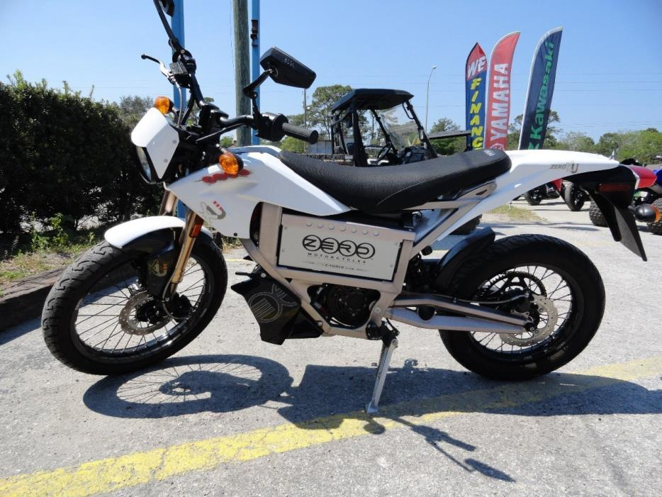 2011 Zero Motorcycles xu