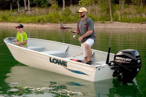 2017 Lowe 1667 Utility V