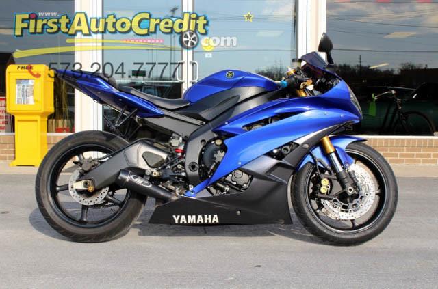 2007 Yamaha YZF