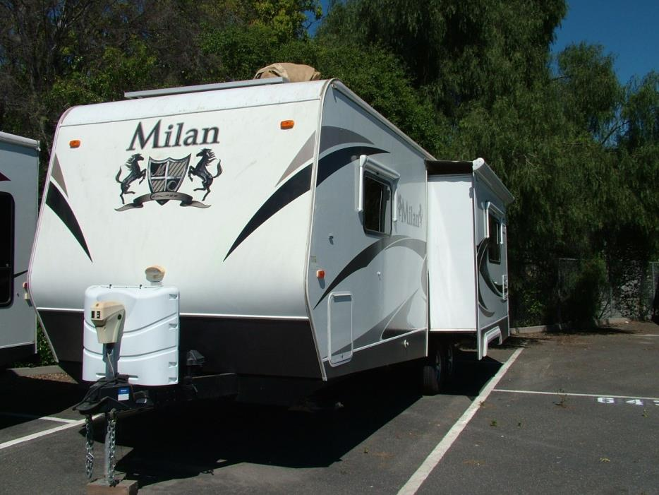 2012 Eclipse Recreational Vehicles MILAN 25RKSG
