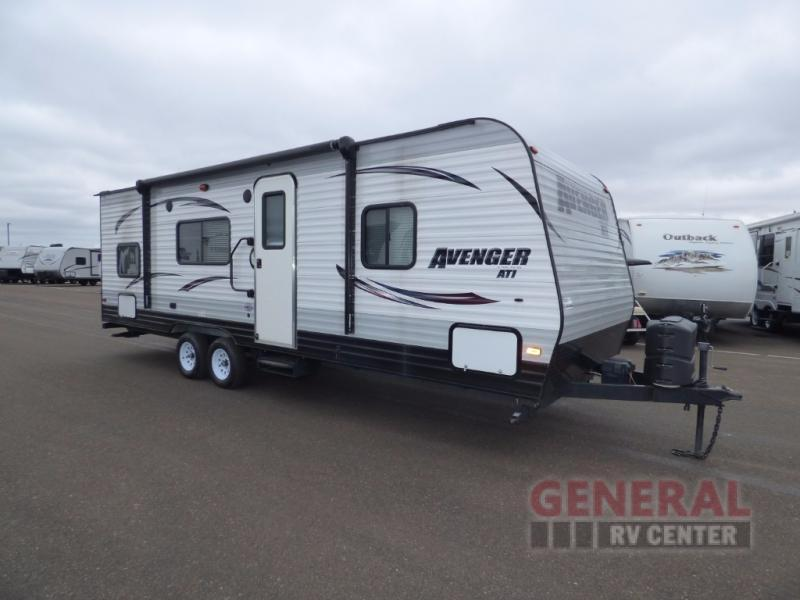 2015 Prime Time Rv Avenger 26BB