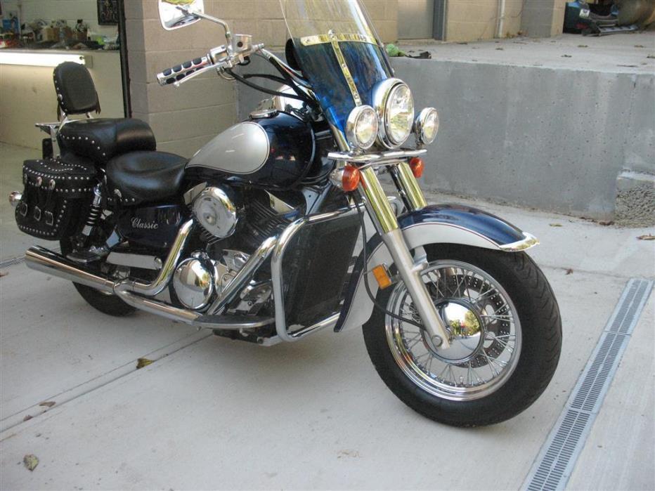 1999 Kawasaki VULCAN 1500 CLASSIC