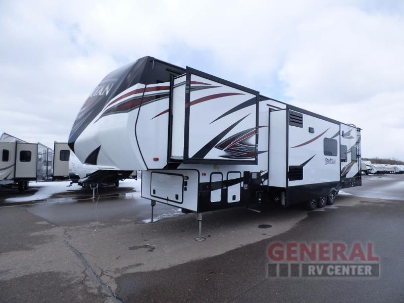 2017 Prime Time Rv Spartan 1141